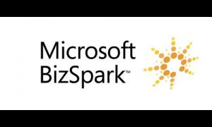Logo Microsoft Bizpark partenaire Nomalys