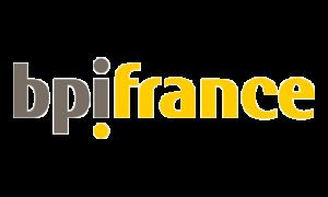 Logo Bpifrance partenaire Nomalys
