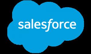 Logo Salesforce partenaire Nomalys
