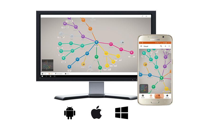 Nomalys, application mobile pour tout smartphone et tout OS