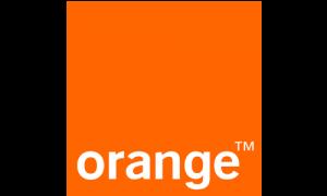 Orange logo partenaire Nomalys